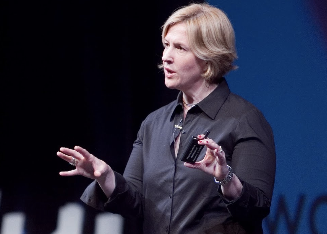 Over 40 million people have viewed Brene Brown's powerful talk on vulnerability