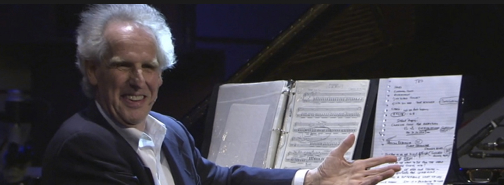 Benjamin Zander's is as much of a captivating master with music as he is with words