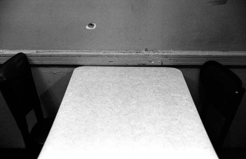 Table de restaurant, 1973