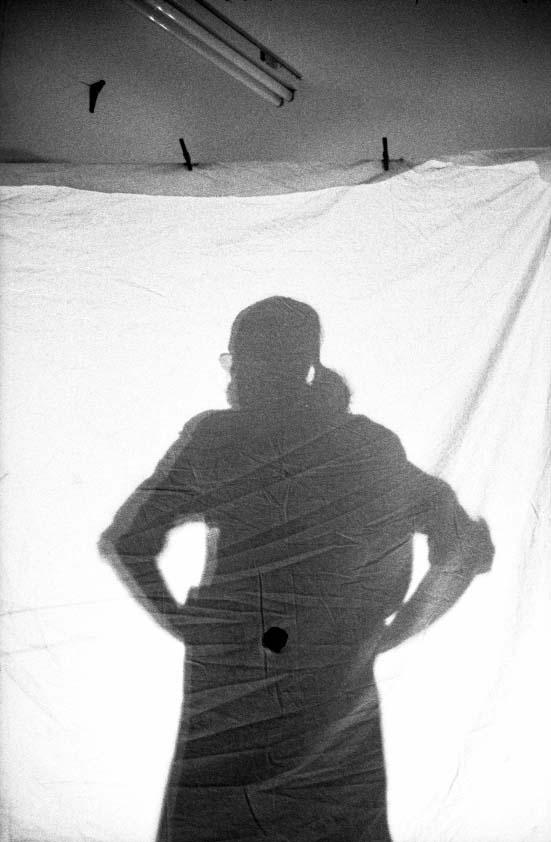 Silhouette avec un trou, 1971