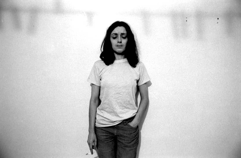 Pénélope et corde à linge, 1972