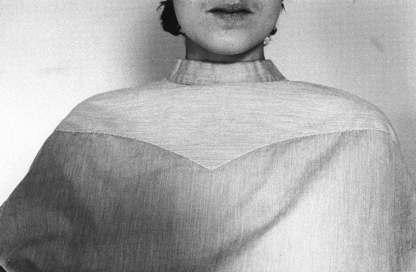 Bouche et chemise, 1974