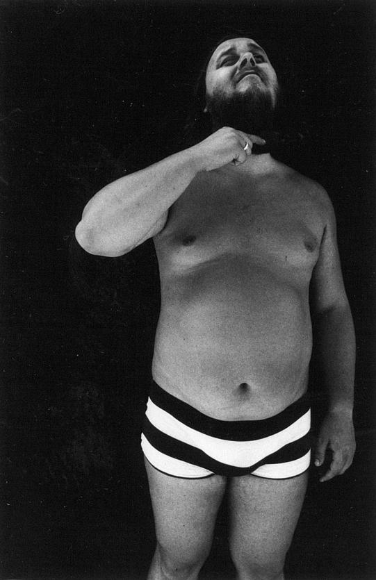 Francis avec tête, 1974