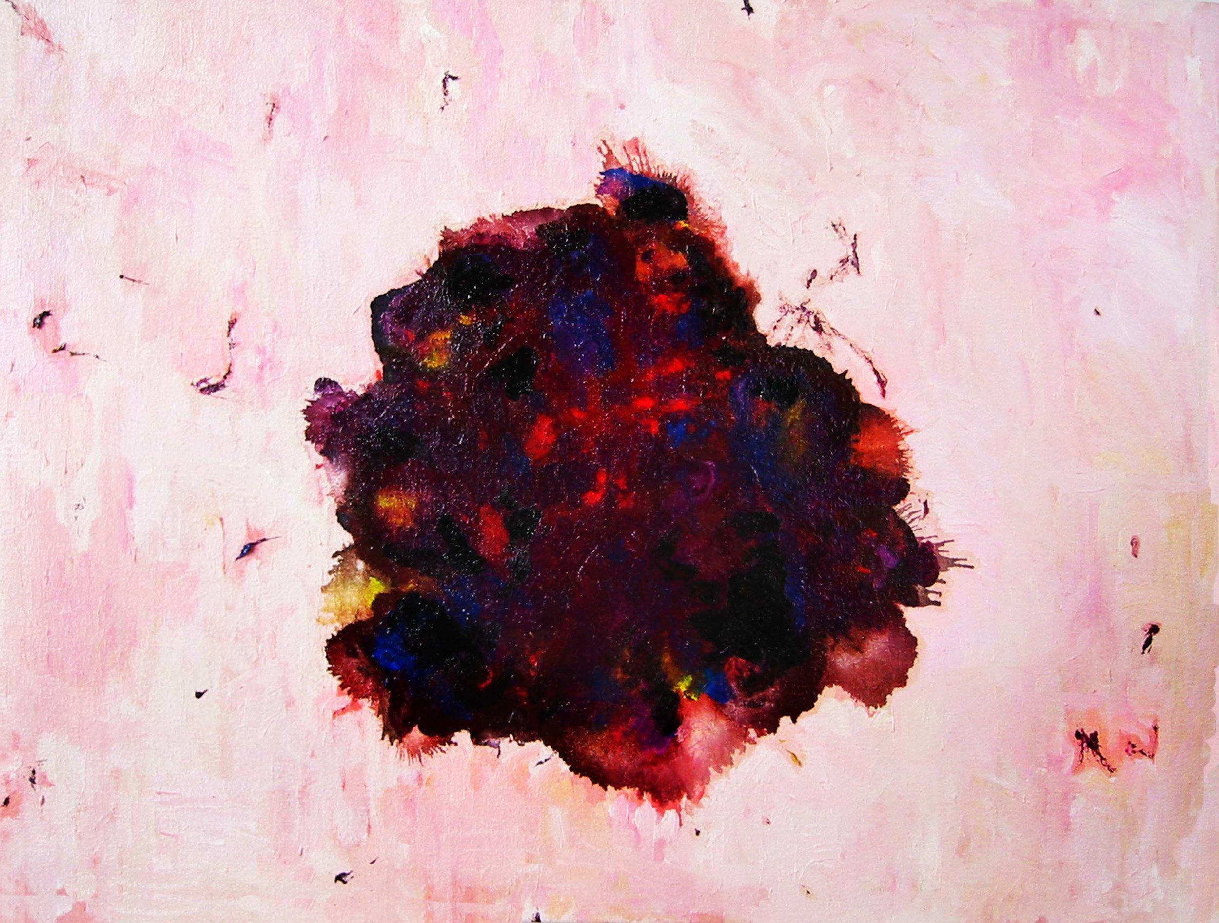 Tu meurs , 2005, huile sur toile / oil on canvas