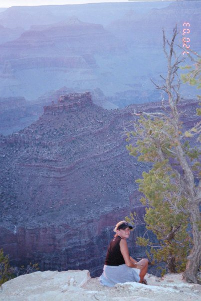 Alison's unforgettable experience to the Grand Canyon.