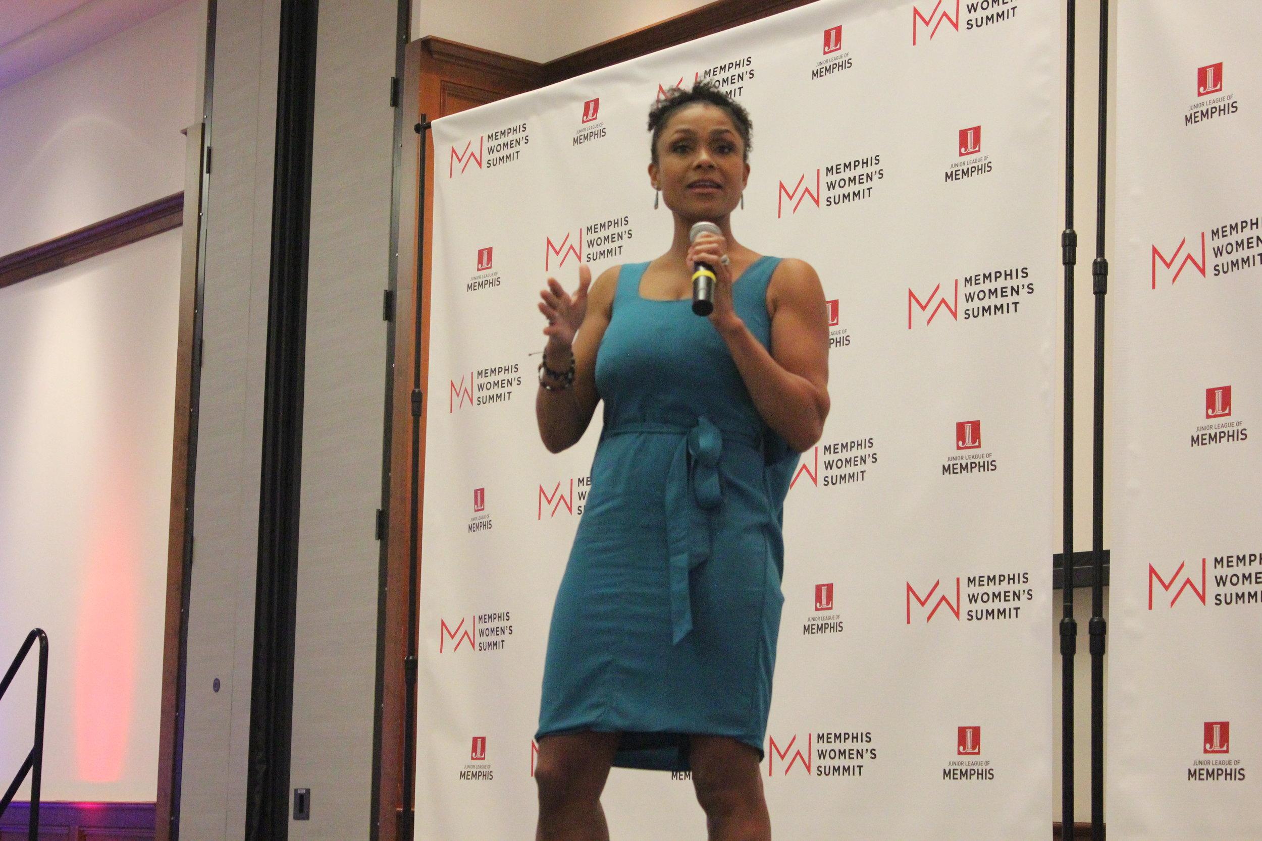 Dominique Dawes, 2019 Keynote Speaker