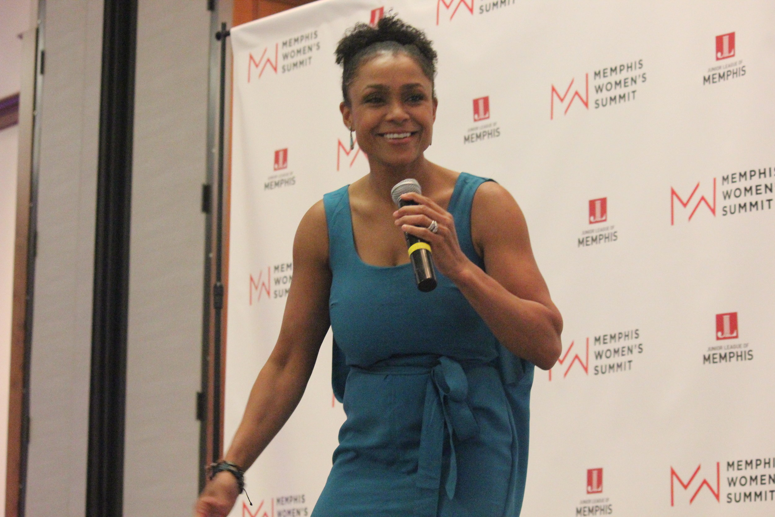 Dominique Dawes, 2019 Keynote Speaker