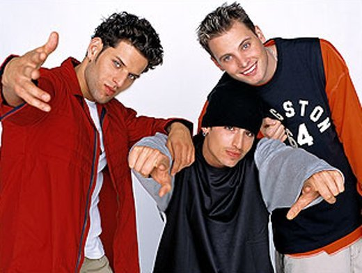 """New Kids on the Block had a bunch of hits, Chinese food makes me sick."" (Don't act like you don't remember them!)"