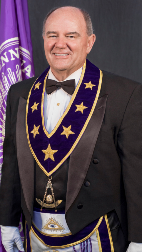 Ill. S. Eugene Herritt, 33° - Right Worshipful Grand Master of Pennsylvania