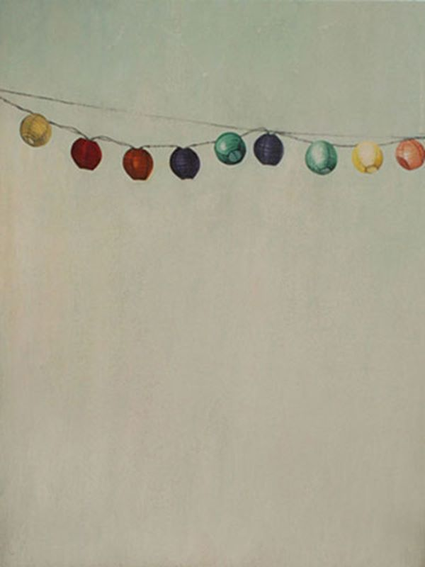 Christmas light I (2007)