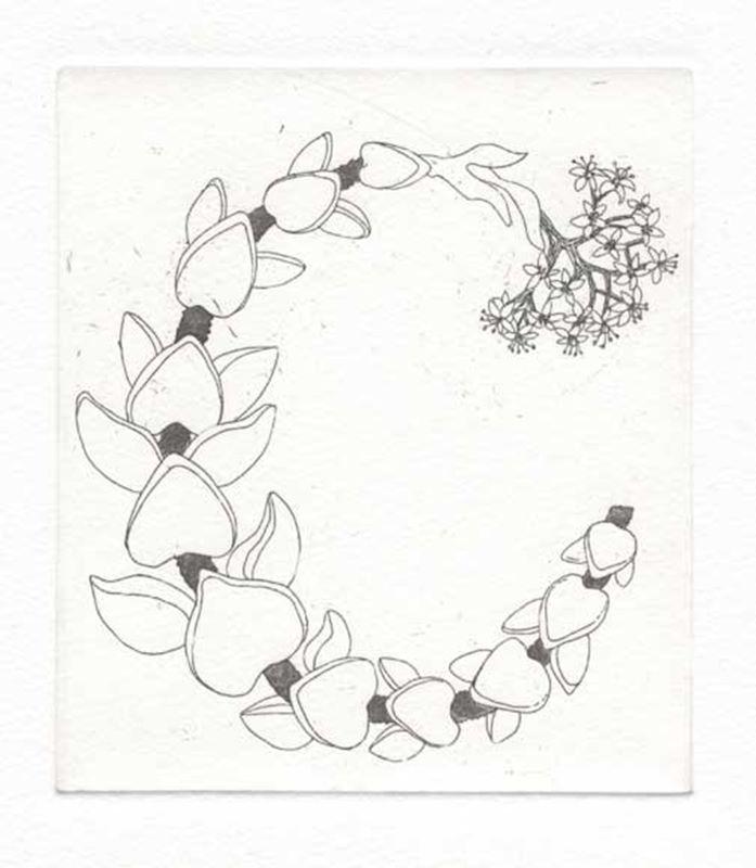 Fynbos A - Z  (Crassula rupestris) (2012)