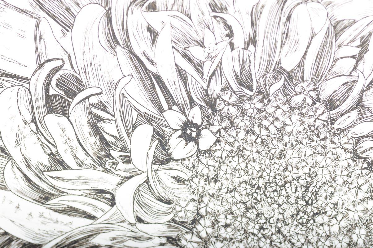 Lay Down (2017) - Detail iii