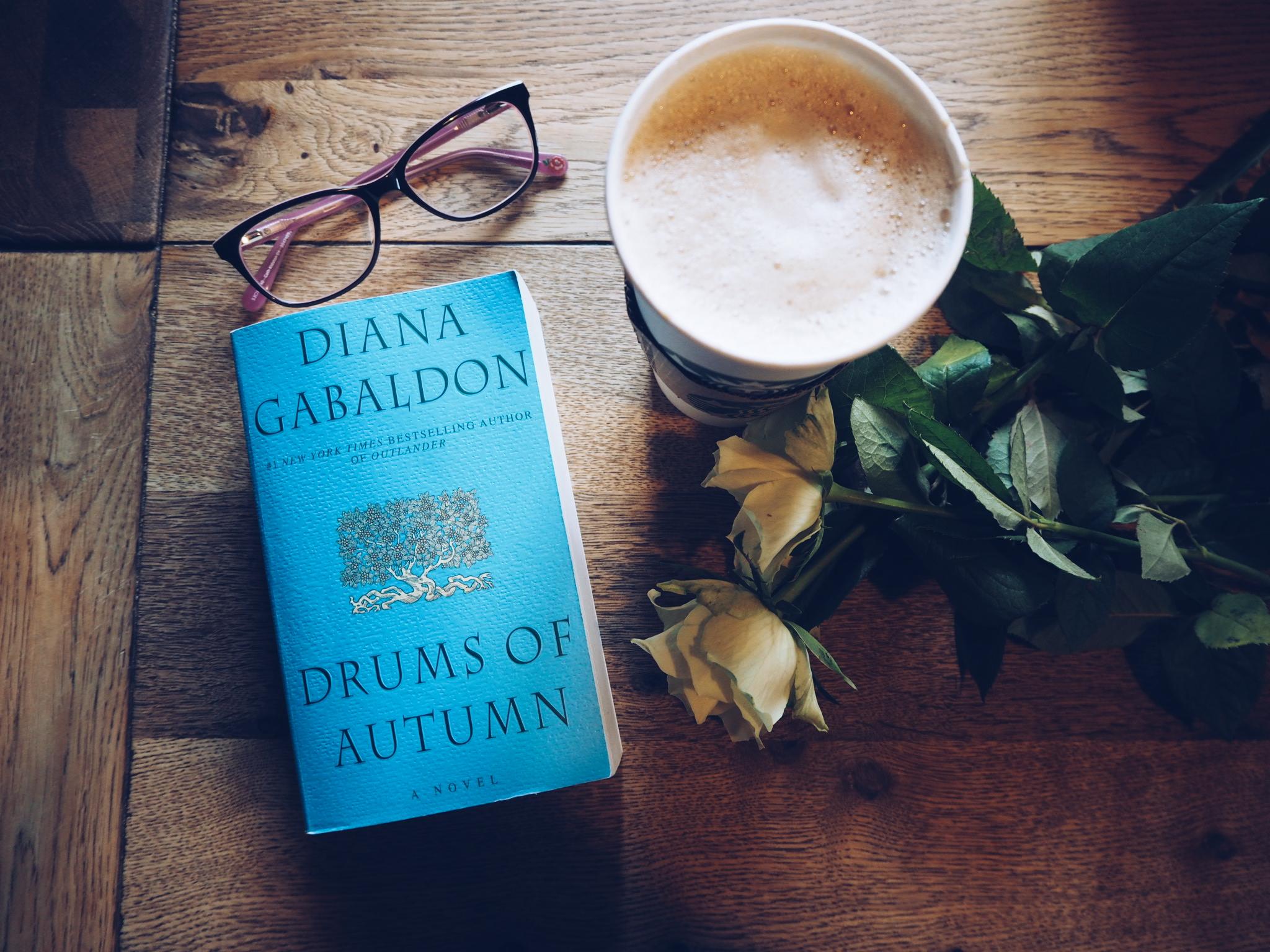 Drums Of Autumn, Diana Gabaldon
