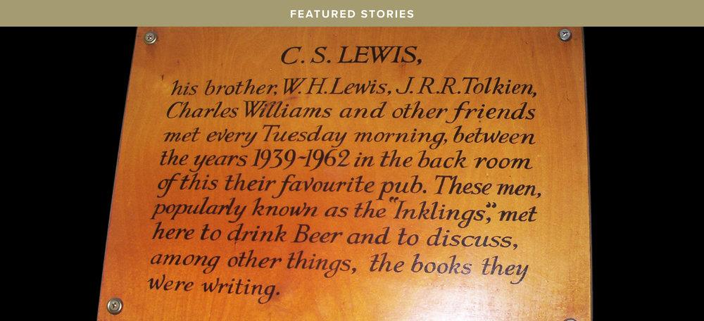 C S Lewis And Friends Faith Culture