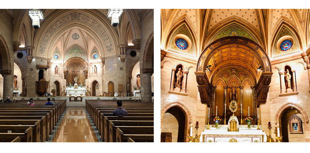 Holy Ghost Church, Denver, CO