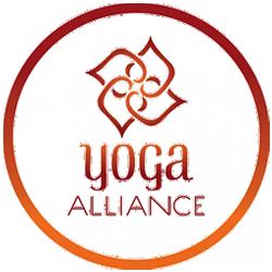 Yoga Alliance Registered Member
