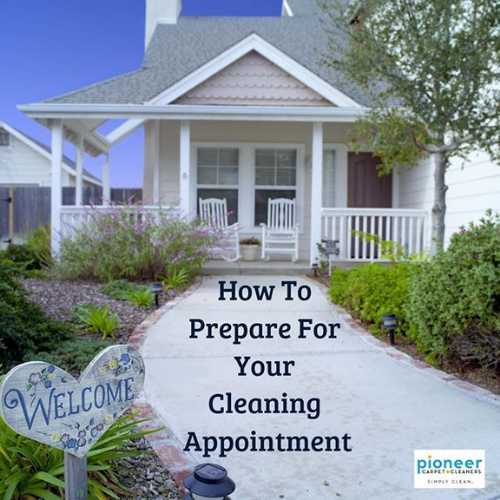 How to Prepare for Your Cleaning Appointment