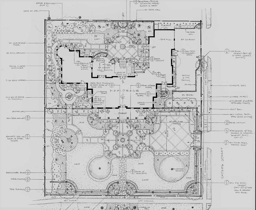 Sample Plans & Renderings -