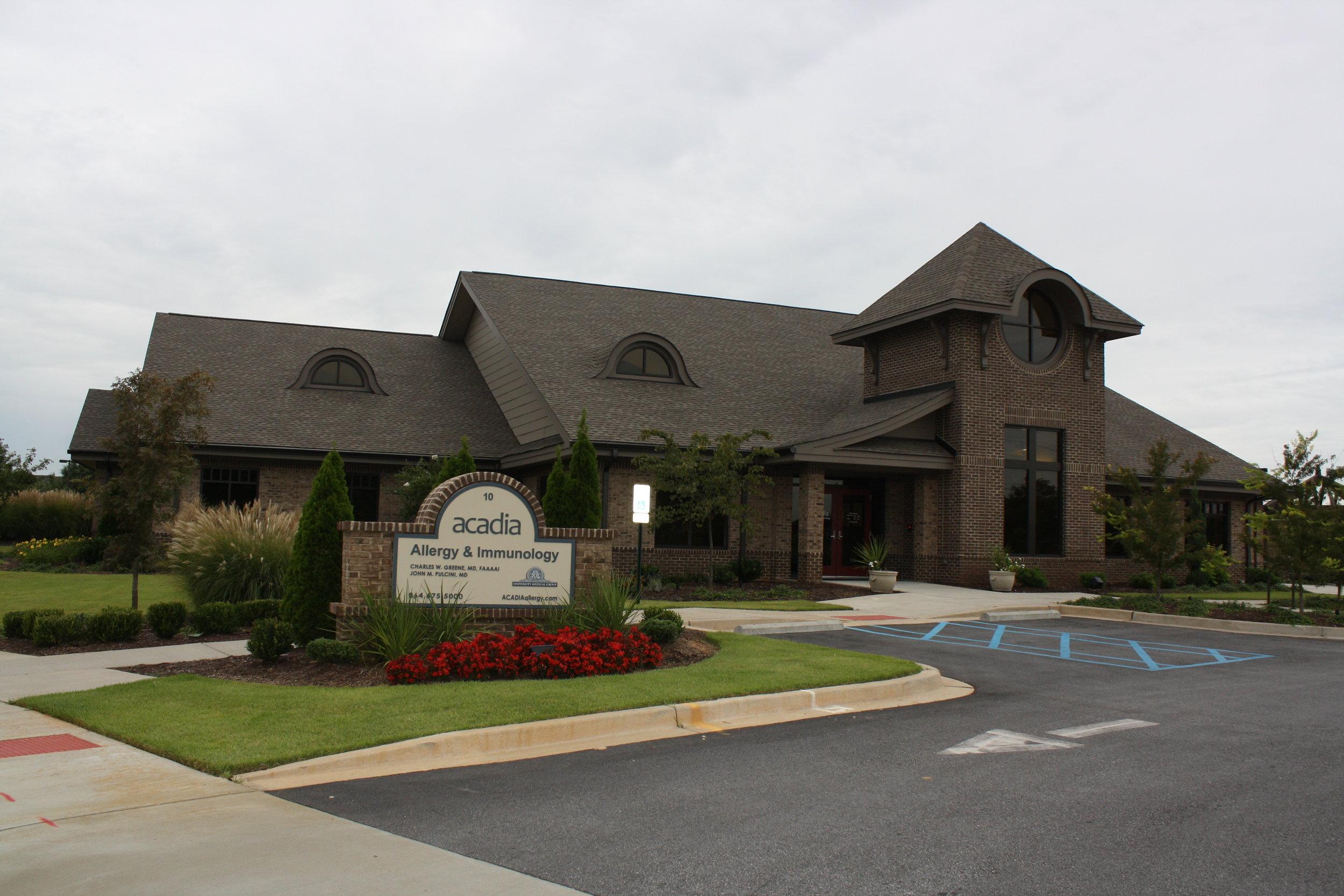 Dr. Greene Office 2012 01.jpg