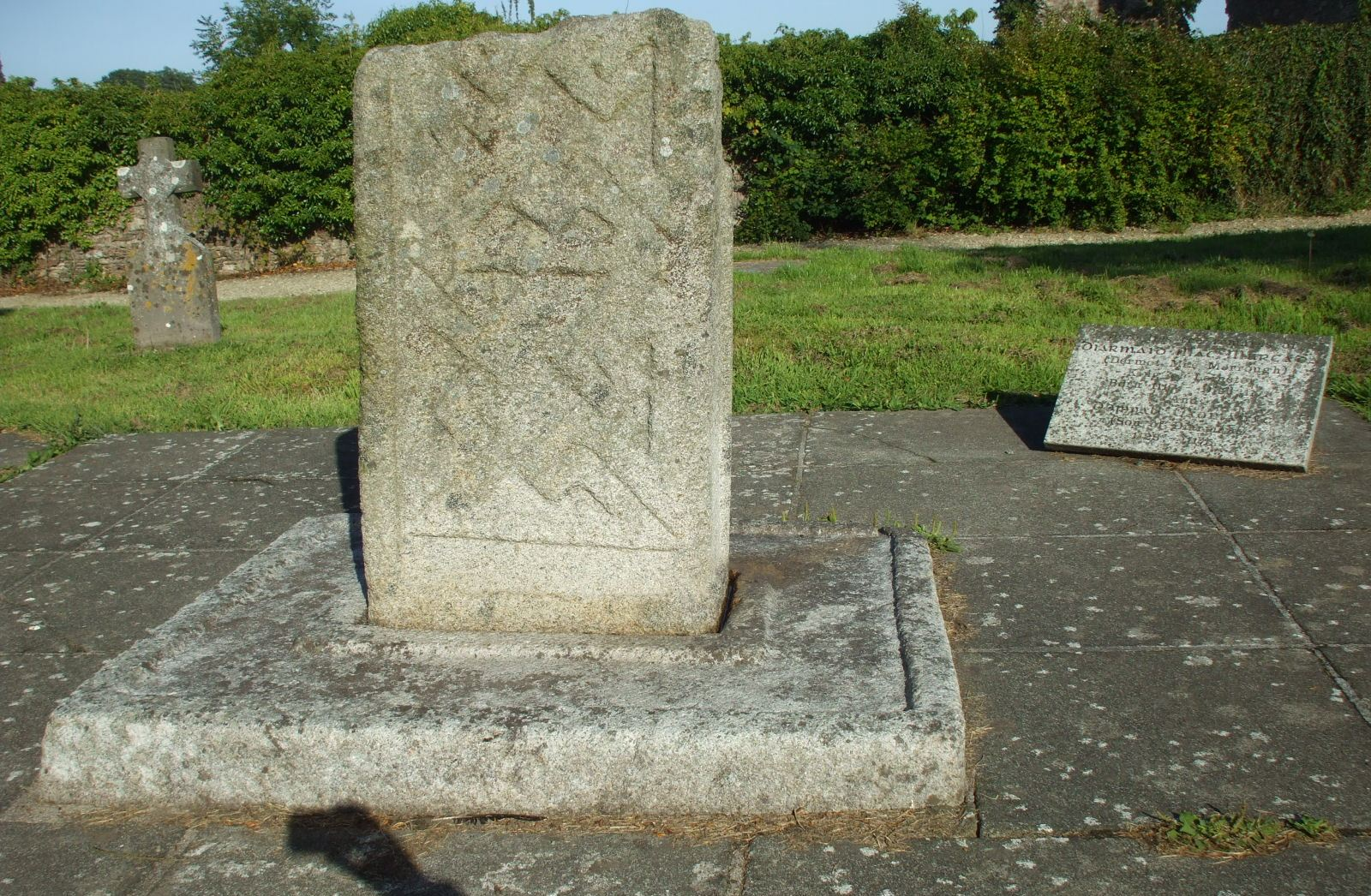 Diarmuid MacMurrough Grave.jpg