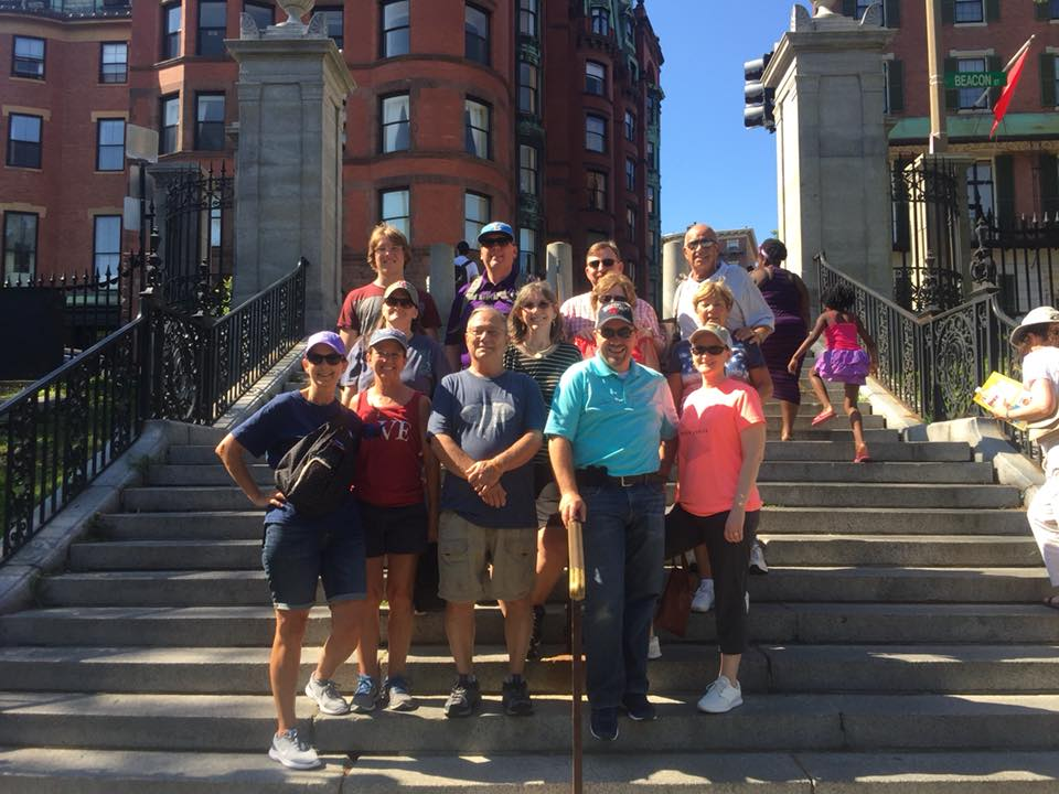 Mission Trip To Boston