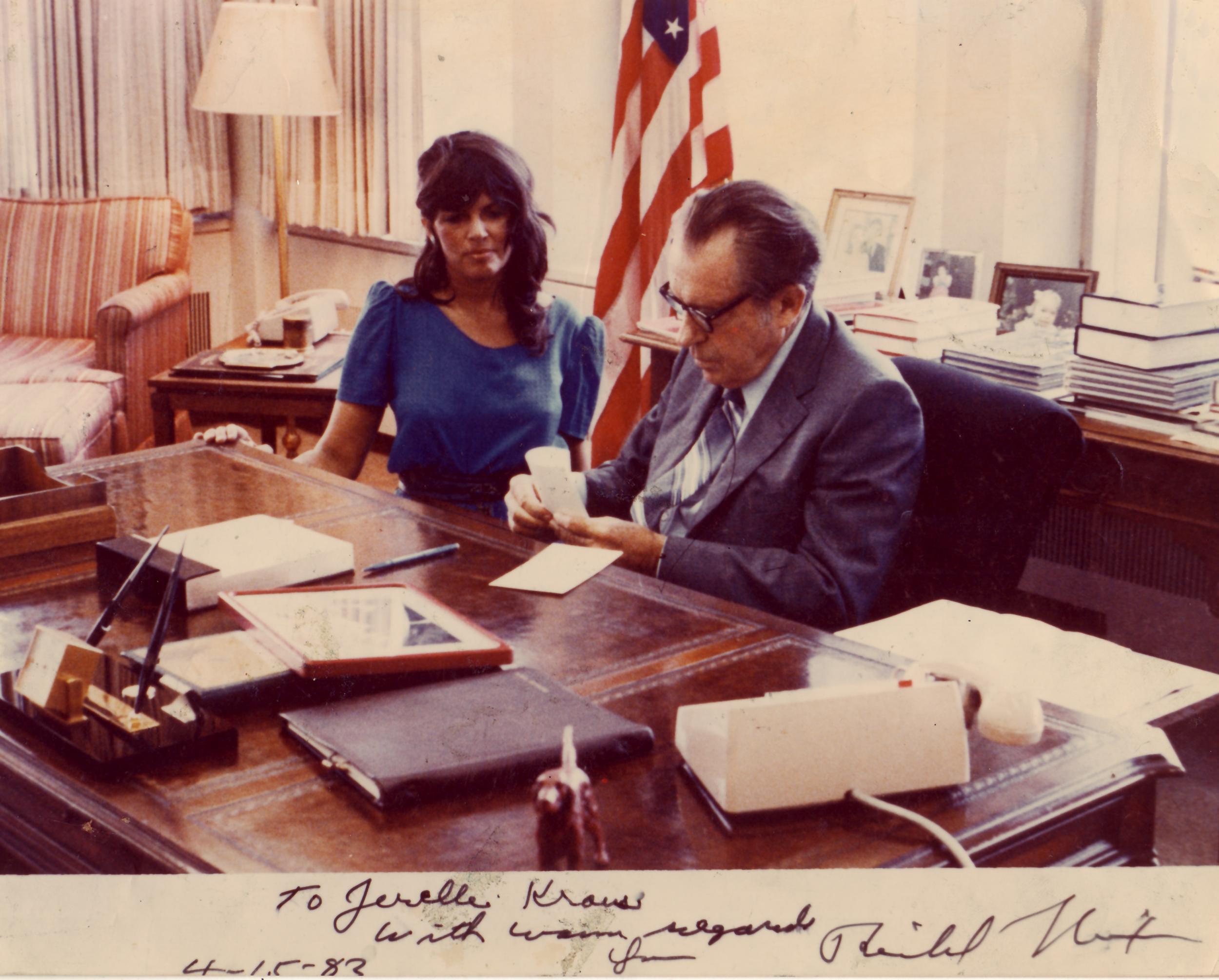 Richard Nixon, President