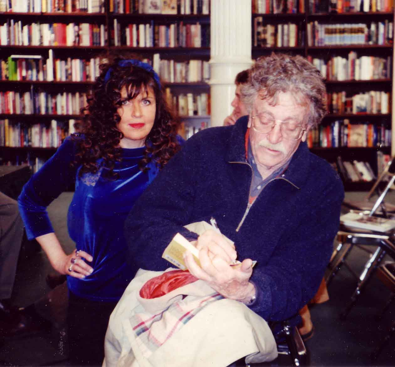 Kurt Vonnegut, Author