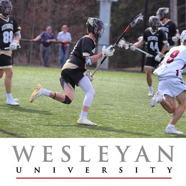 Huge congratulations to 2W 2020 Jack Devlin on his commitment to Wesleyan. Jack is a hard hitting, workhorse pole that will be one of the senior leaders next year on his @westminsterschool squad. Great stuff Jack! #2w2020 #2wcommits #2waylacrosse #lax #lacrosse