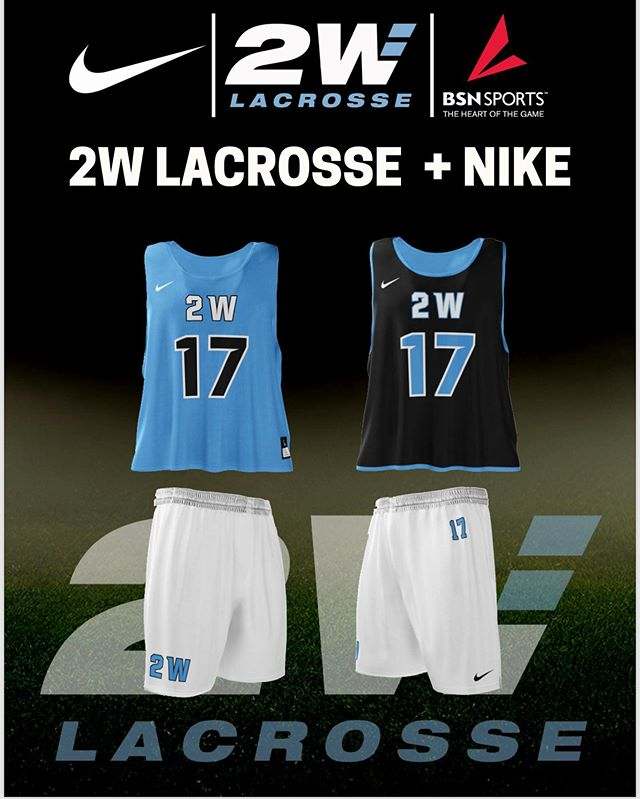 Absolute 🔥 unis for the boys. Thanks @nike • Who's fired up for next year?! #2waylacrosse #2wlacrosse #2wnorthlacrosse #lacrosse #lax