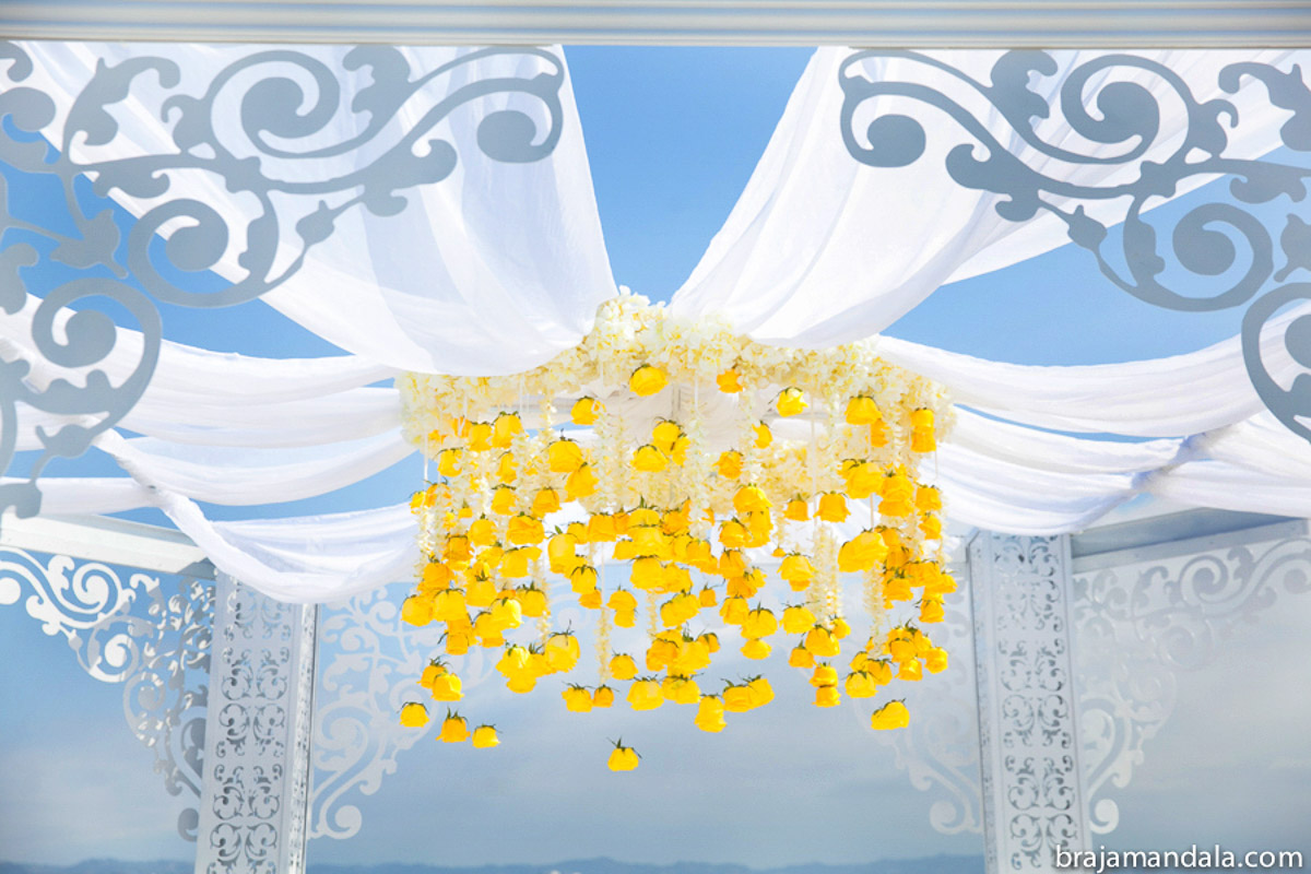 5 hanging-yellow-floral-chandelier-laser-cut-mandap.jpg