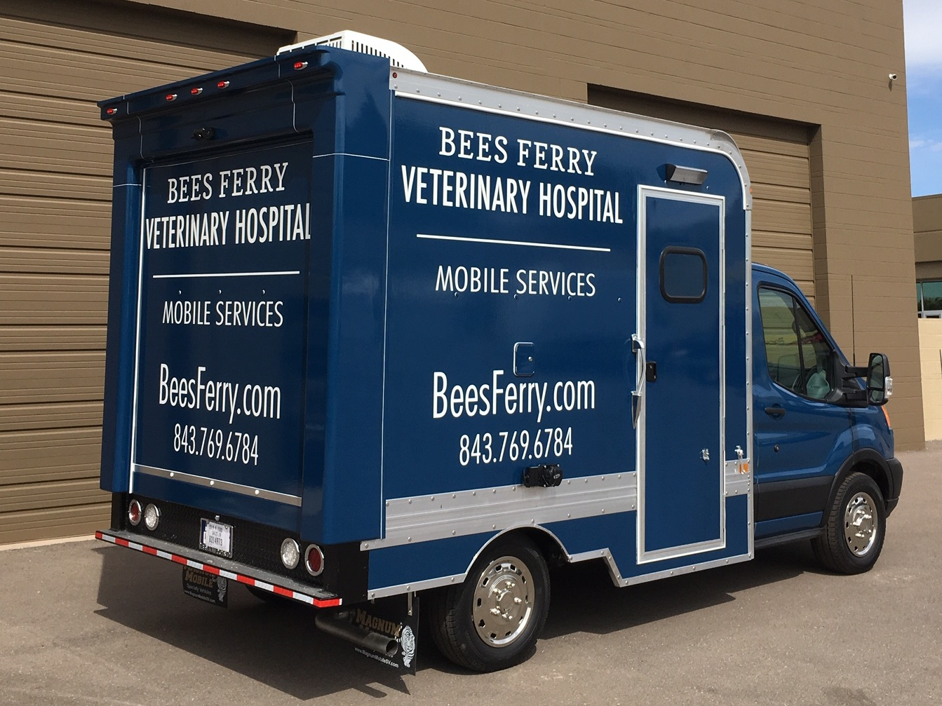 Bees Ferry Veterinary Hospital | Mobile Services | Charleston, SC