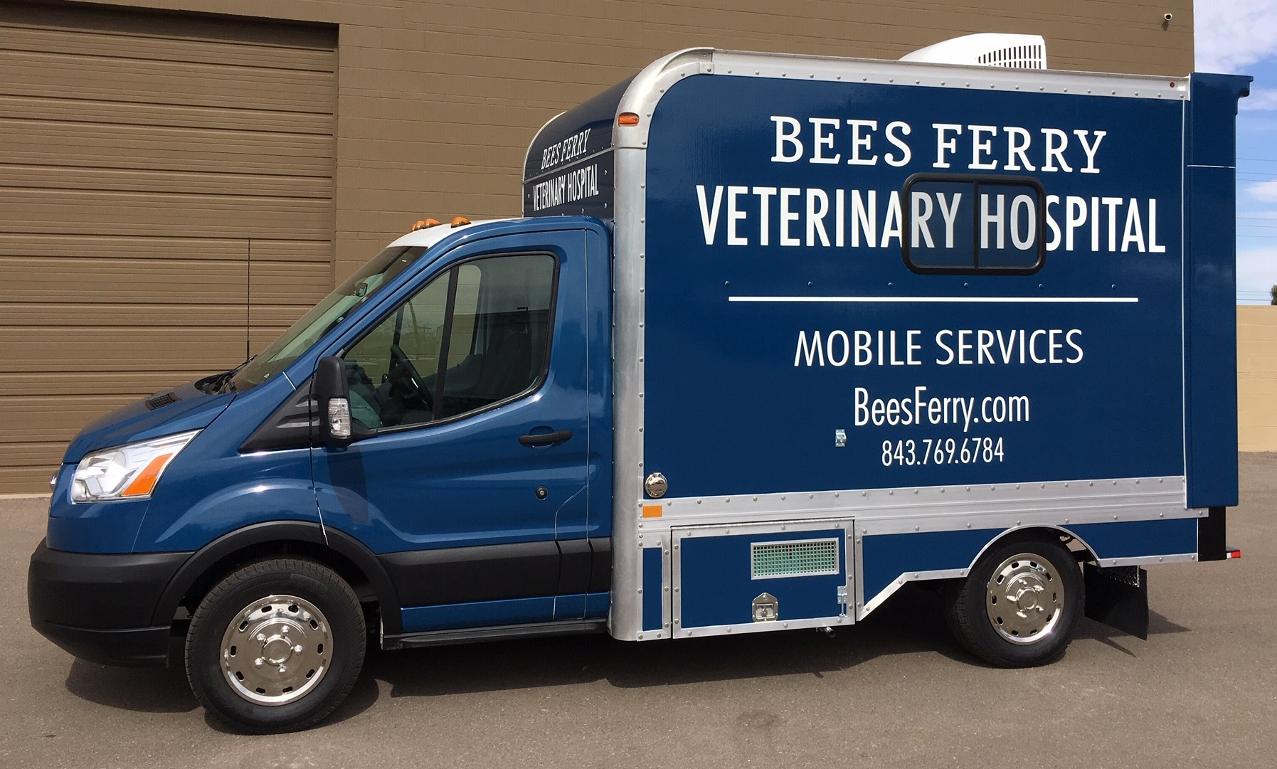 Mobile Veterinary Services for Cats