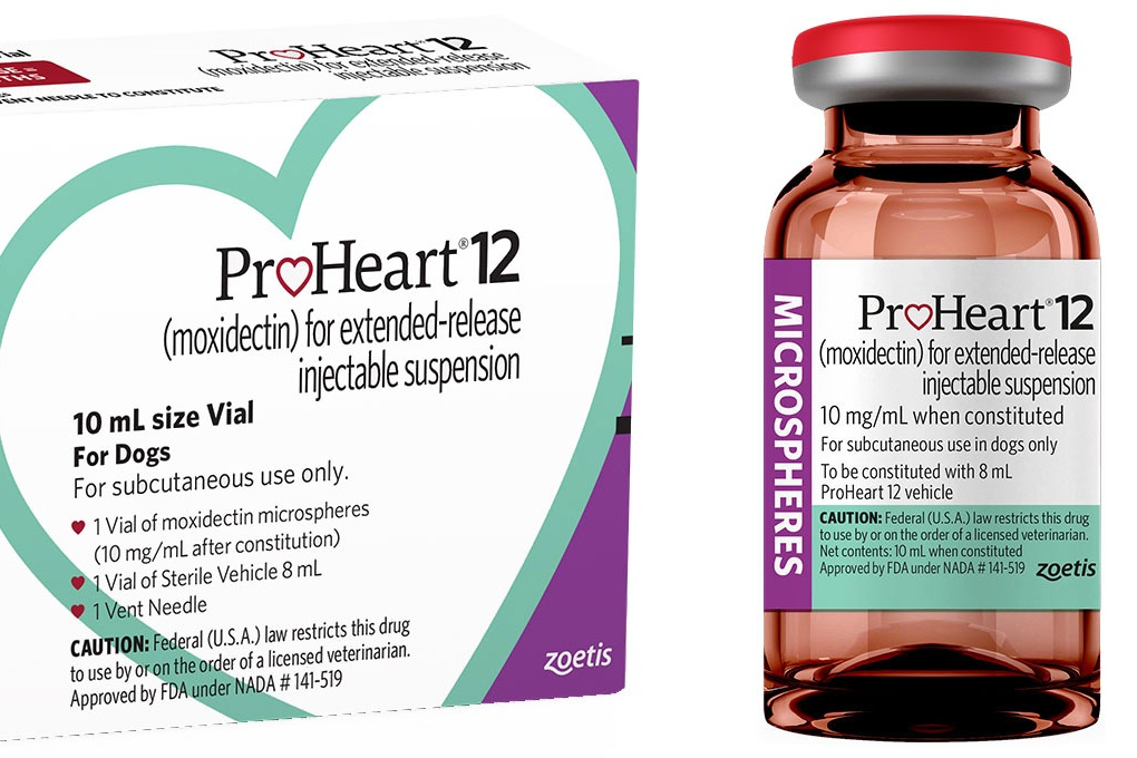 ProHeart 12 | Heartworm Prevention | Bees Ferry Veterinary Hospital