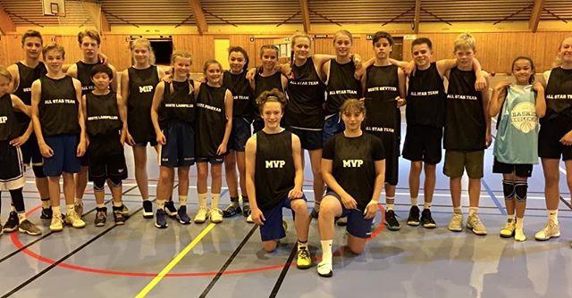 👏🏼👏🏼👏🏼 Skikkelig bra jobba alle sammen 🏀 #basketskolen2019