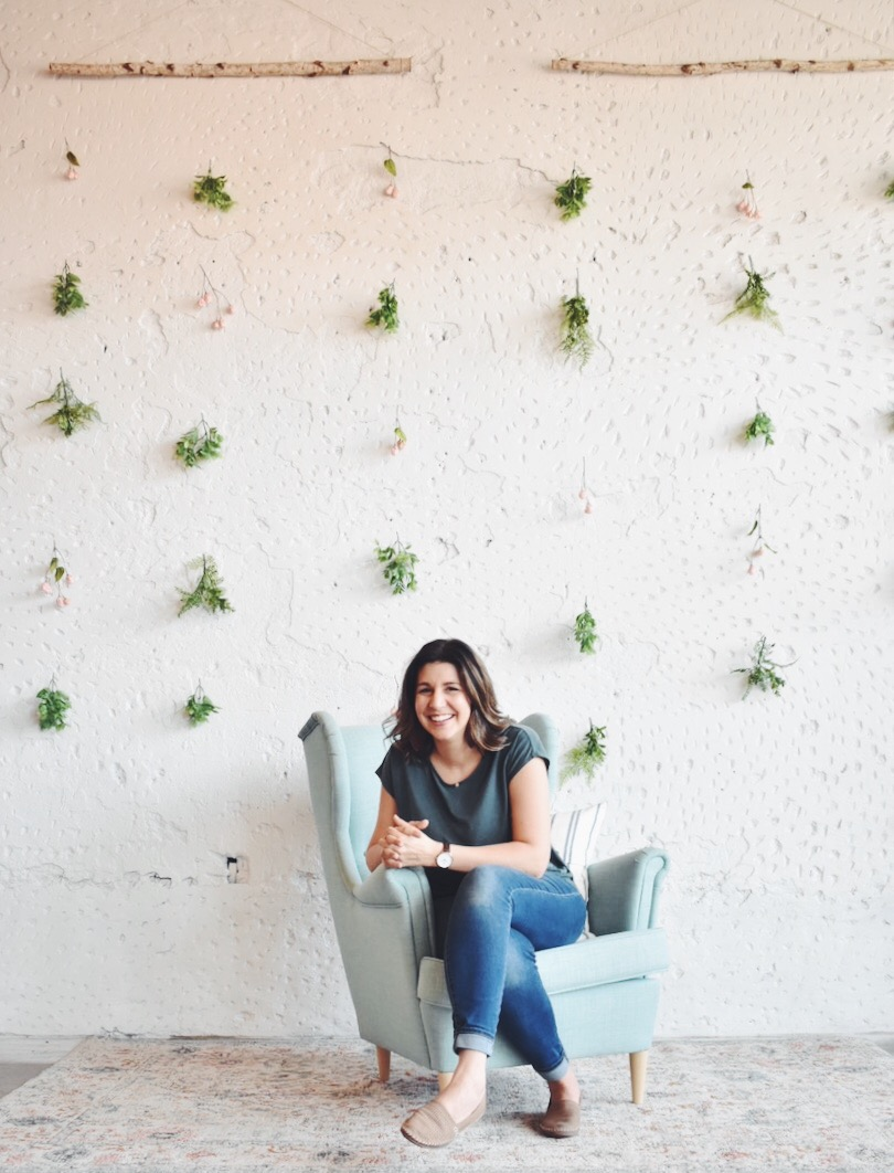 Hi, I'm Kaysie. - I believe in home design that doesn't ignore pain, but celebrates purpose.