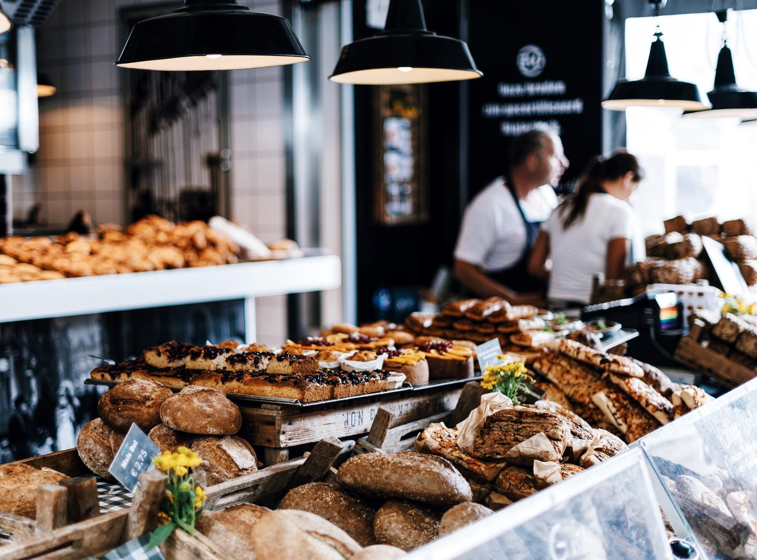 gratitude bakery