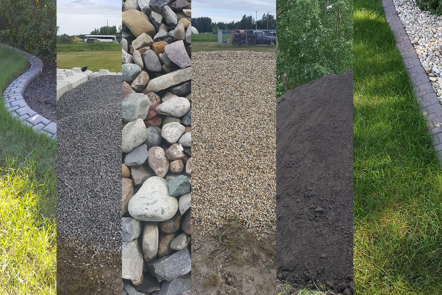 Wetaskiwin Landscape Supply