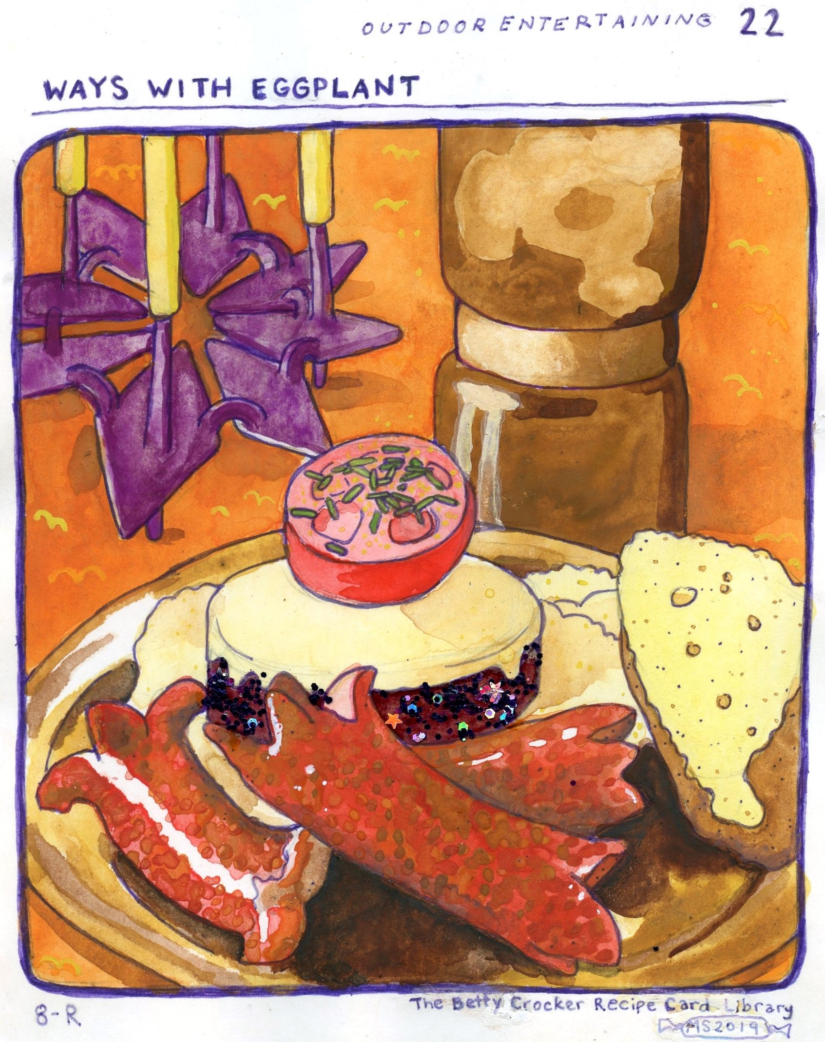 Ways with Eggplant