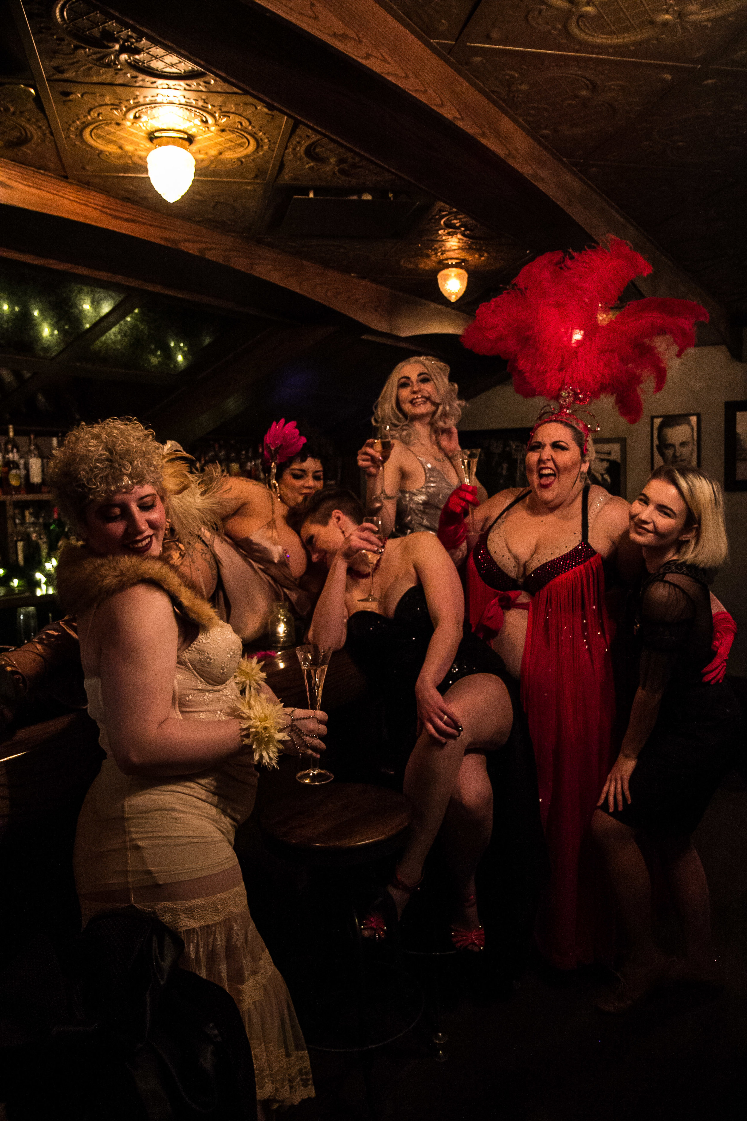 Al's Gal's Burlesque Brunch - Click Image For Details + Dates