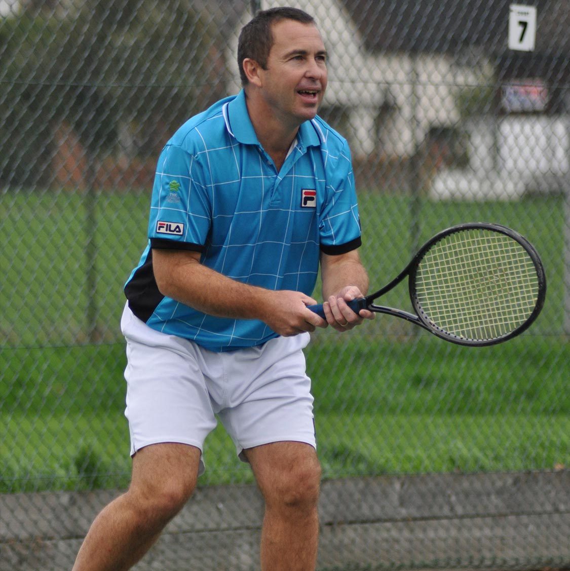 Danny Sapsford - Danny reached 170 and 83 in doubles,representing Great Britain in the Davis Cup from 1990-95. Danny competed in all 4 Grand Slams reaching the 3rd round at Wimbledon before losing to eventual champion, Pete Sampras.In 1998, Danny became the Men's National Singles Champion with wins against Henman and Rusedski.