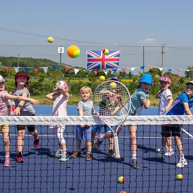 What a fantastic day on Saturday. Thanks to everyone who came down to make it a day to remember! #tennis