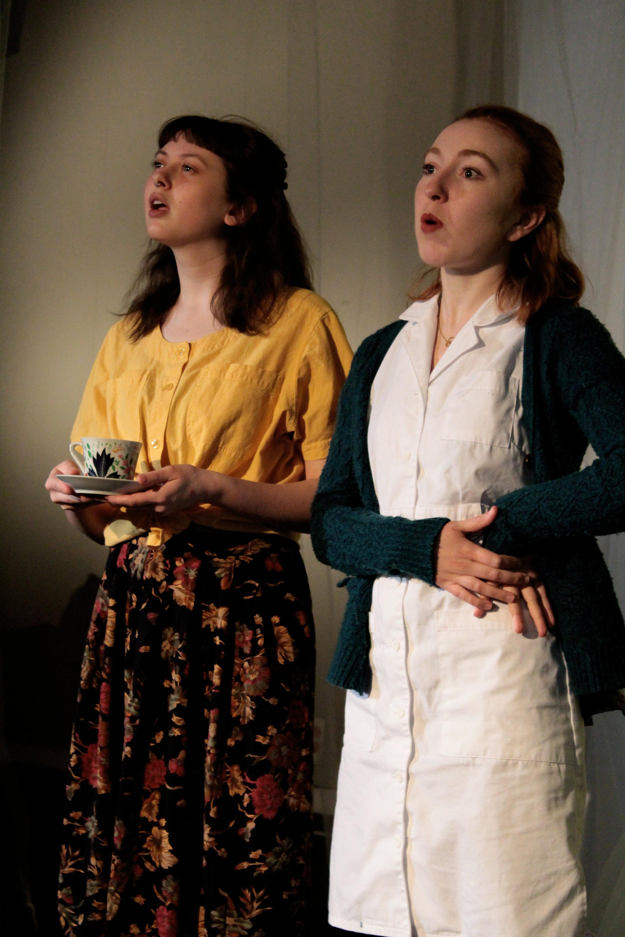 Melancholy Play (2018) - Role: Joan