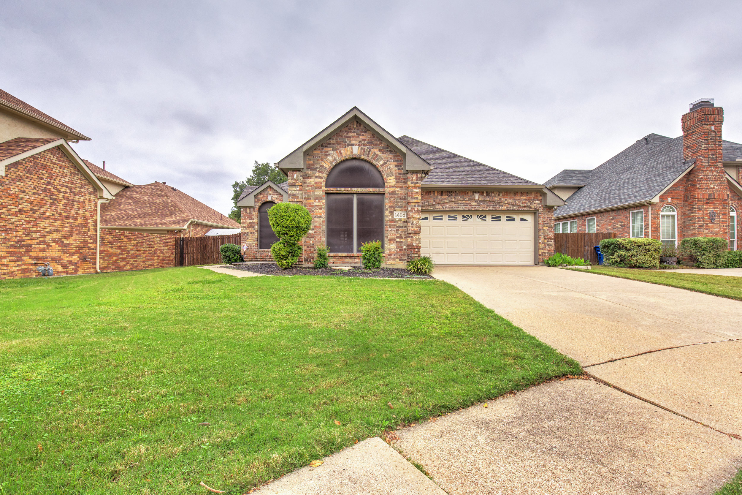 1408 Pagosa Trail, Carrollton
