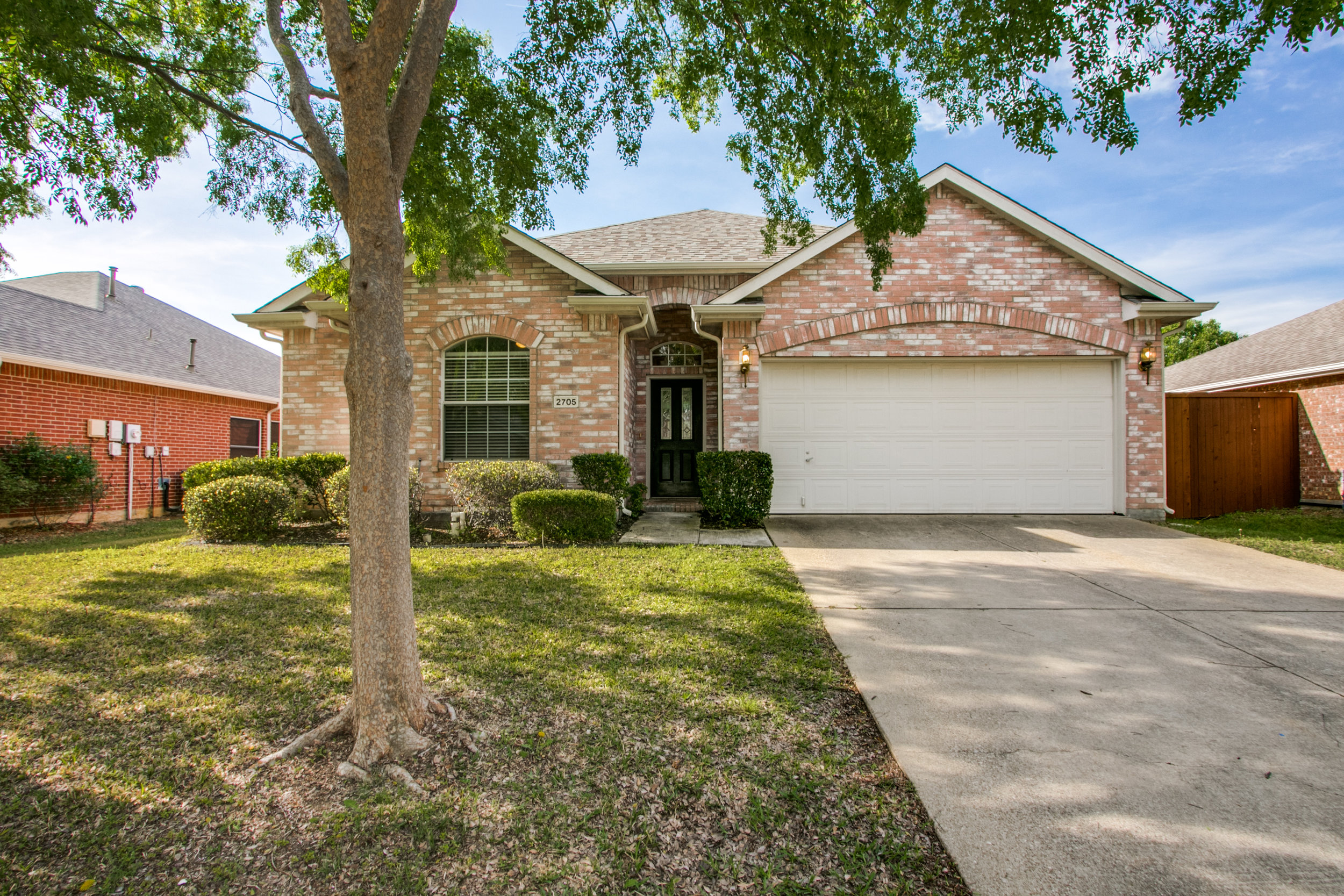 Recently Sold! |  2705 Timberline Drive - Flower Mound