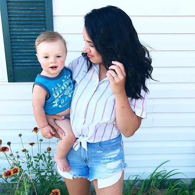 Everyday is a great day with this boy around!!👶🏼💕 9 months is by far the busiest age so far and I keep reminding myself this is just a taste of the toddler years!! This boy is always keeping me on my toes!!👶🏼💕😘 . . . . . . #mom #momma #momlife #momlifeisthebestlife #mommasboy #momdays #lifeofamom #mommaneedscoffee #sweetboy #babyboy #ootdfashion #ootd #stlbloggers #stlstyle #style #styleblog #stlbloggers #styleblogger #momma #momblog #mommablogger #lifestyle #lifestyleblogger #lifestyleblog #fashion #fashionblog #fashionblogger #beauty #beautyblog