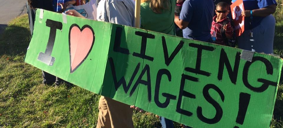 Support Living Wage Employers   Take The Pledge