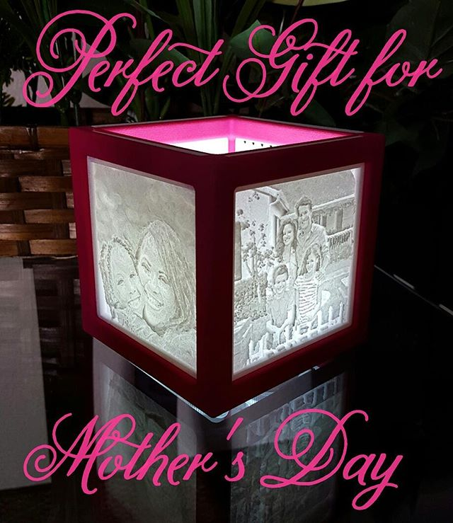 Mother's Day is right around the corner! Our 3D Photo Cubes make the perfect gift! Turn a photo of you and your mom into a cherished keepsake! www.Moolean.com  702-723-9893  #mothersday #3Dprinting #3Dprint #3Dscan #tech #moolean #future #technology #LV #PLA #Nevada #3Dprinted #3Dmodels #Sculpture #Ultimaker #3Dmodel #Local #Design #shapeways #new #henderson #baby #material #newmom #KeepSake