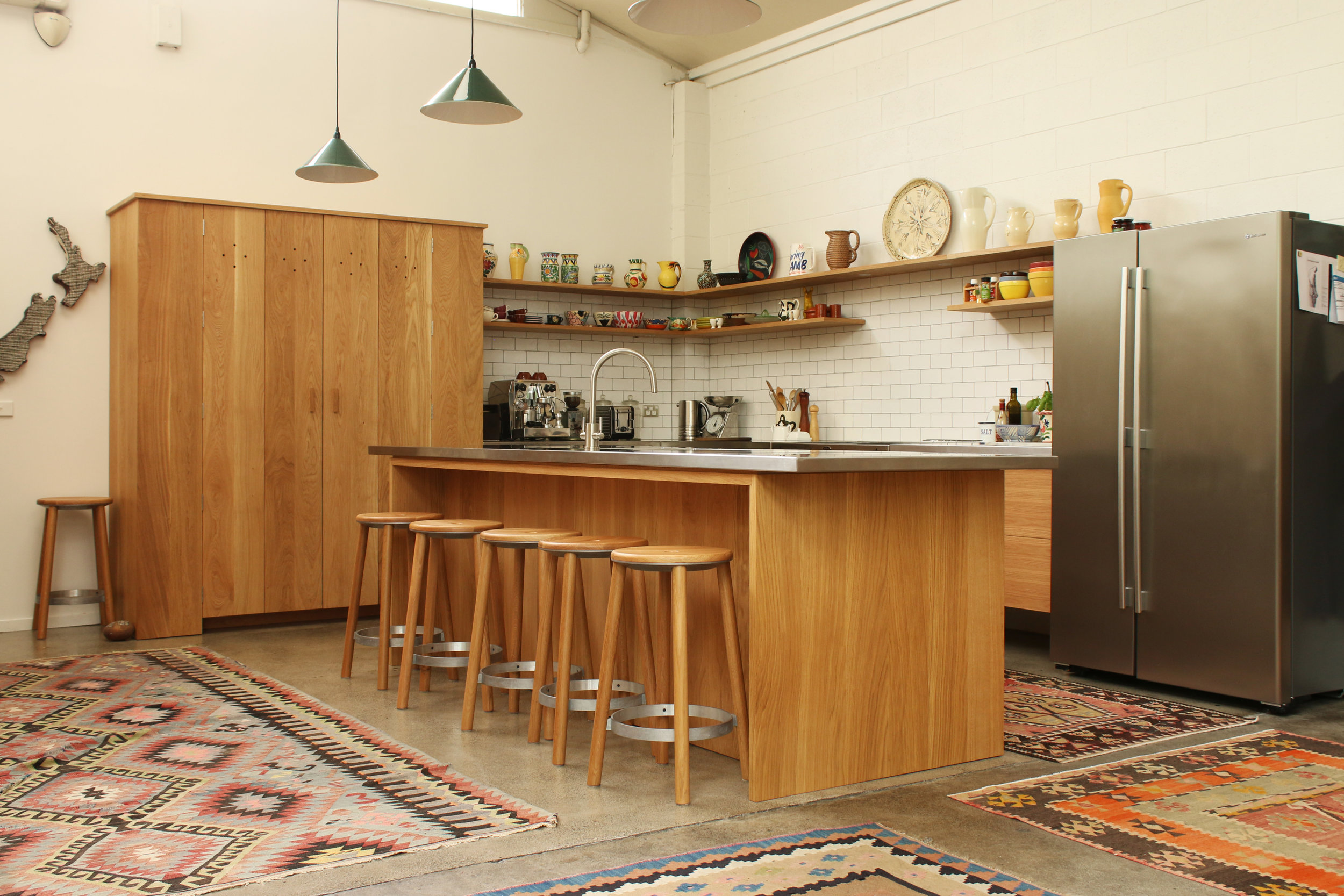Frizzell Kitchen - Residential