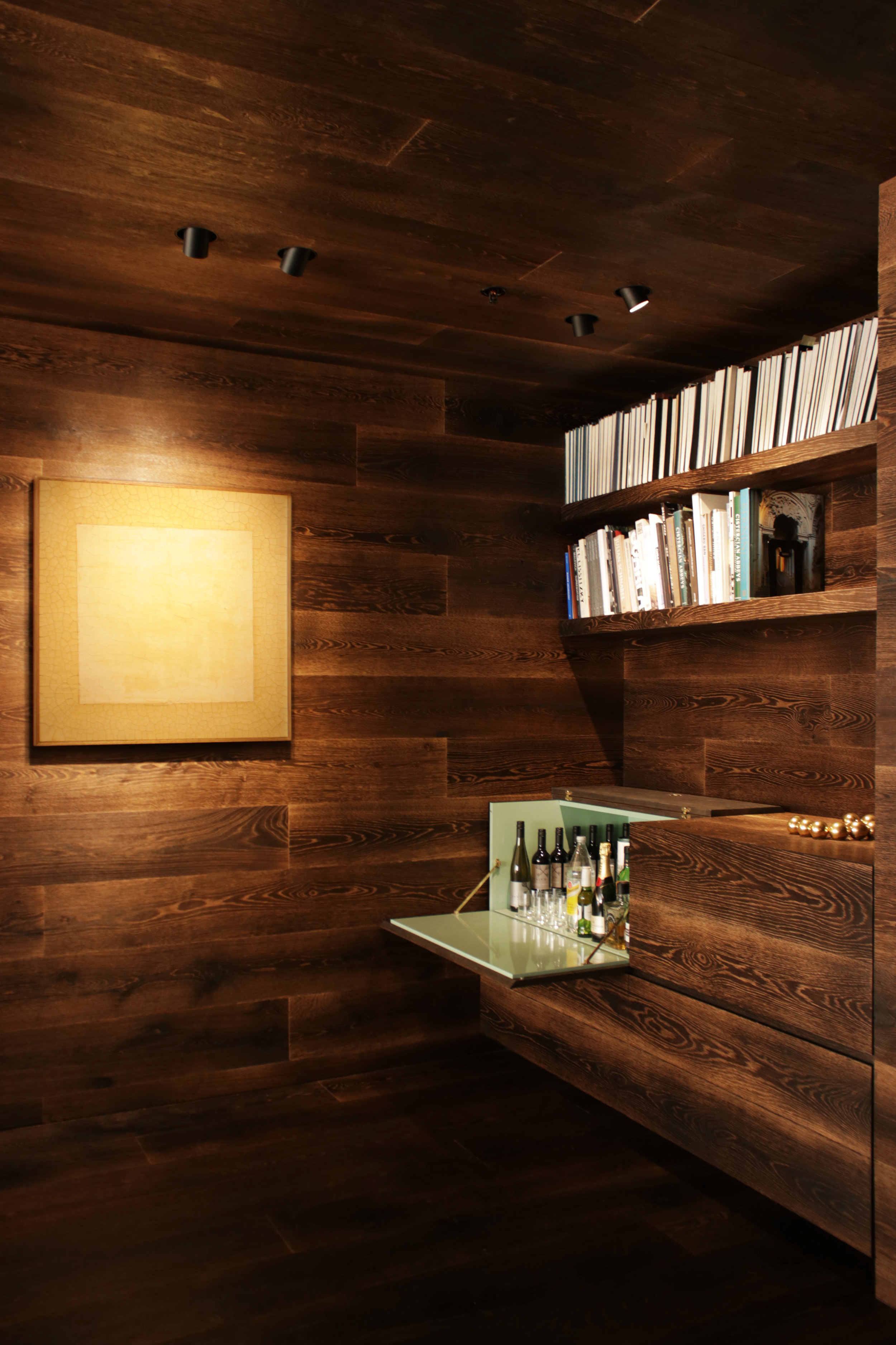 Cheshire Architects - Studio Fitout