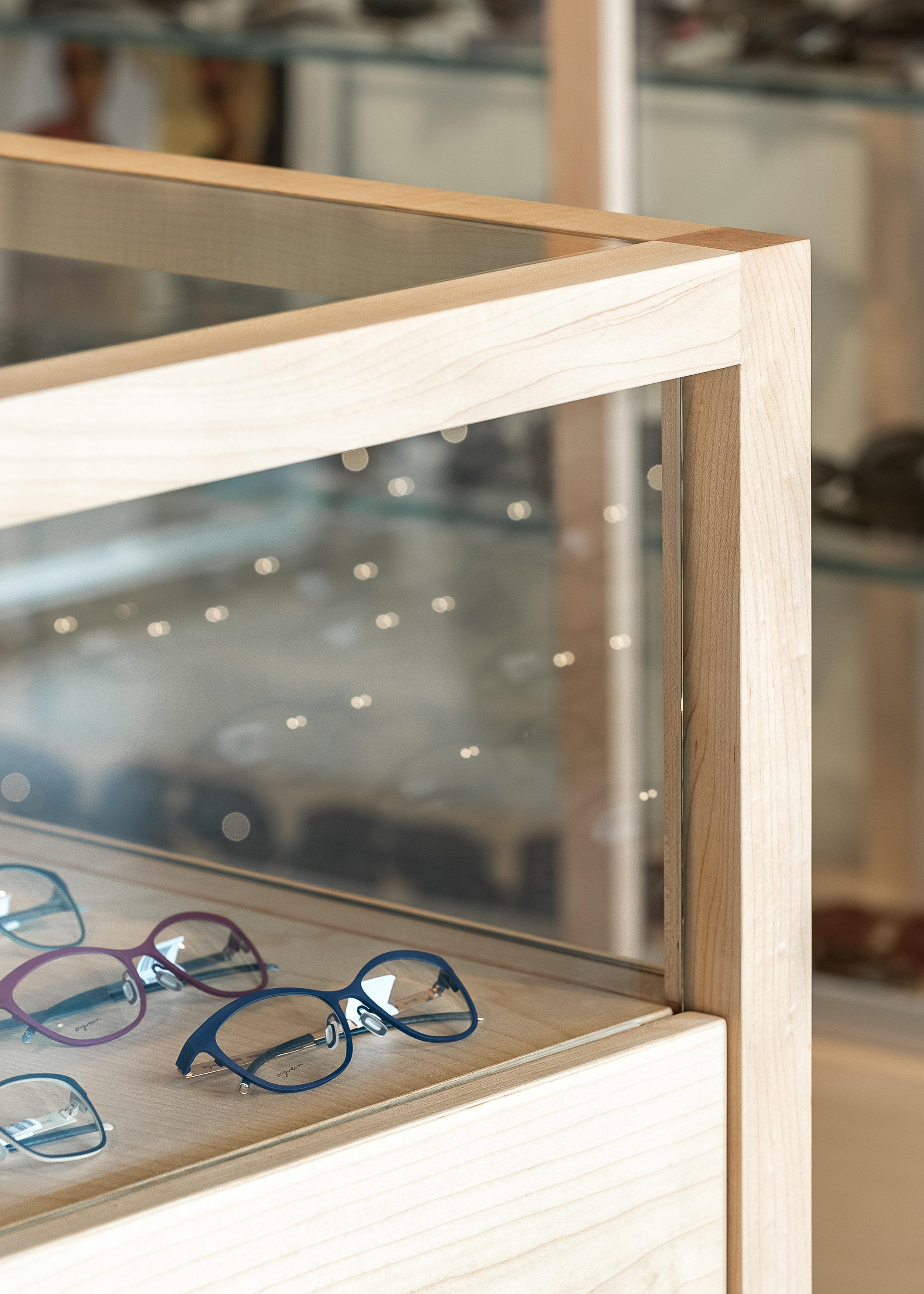 Michael Holmes Premium Eyewear - Retail Fitout